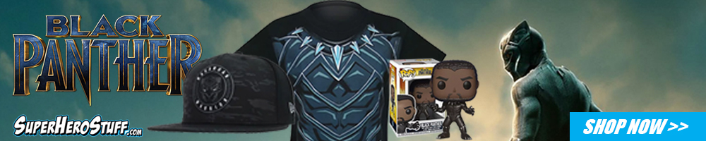 SuperHeroStuff - Shop Black Panther Gear!
