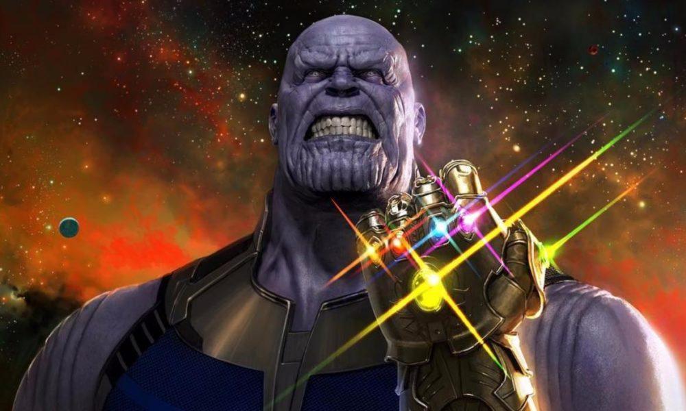 Thanos Title