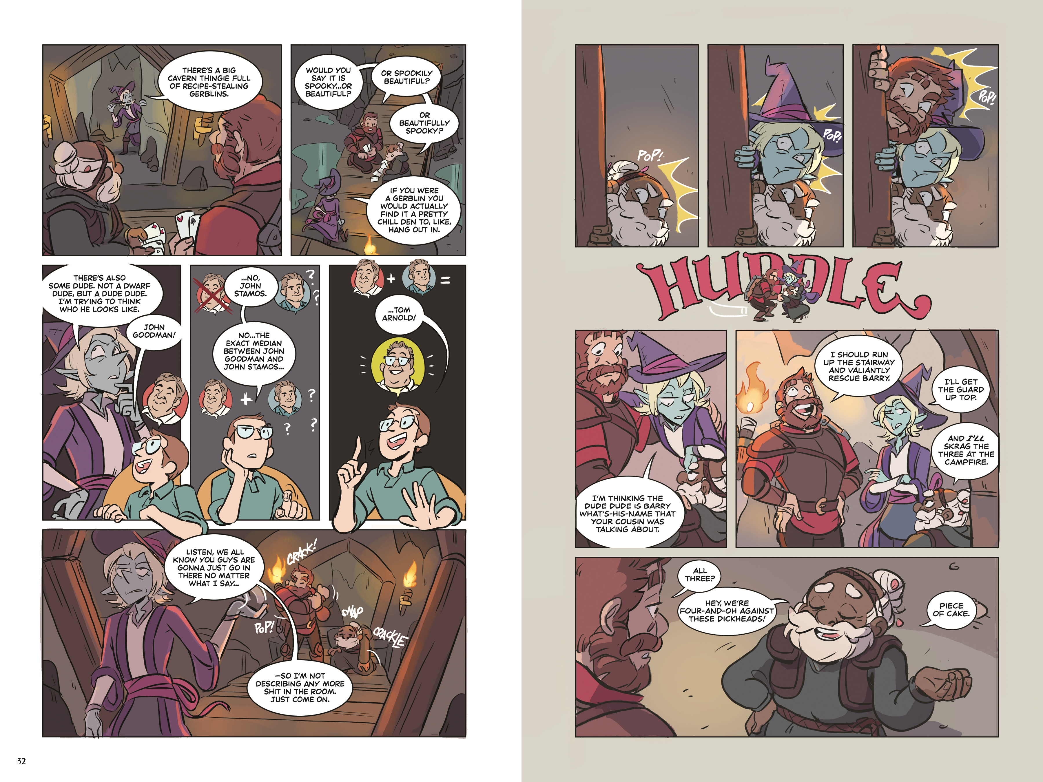 ENTERING 'THE ADVENTURE ZONE' PART II: INTERVIEW WITH